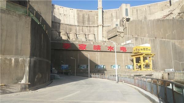 中水四局 水电站泄水建筑物修复工程