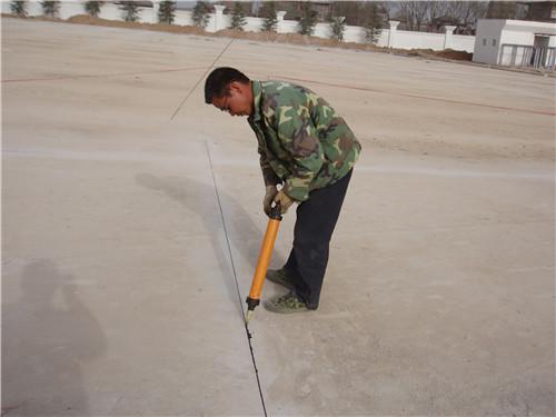 PTN糖球直播高清版应用于西宝高速服务区底板伸缩缝
